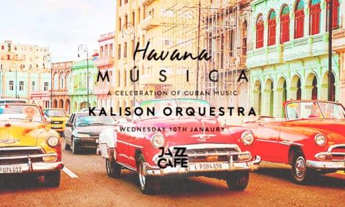 Kalison Orquesta