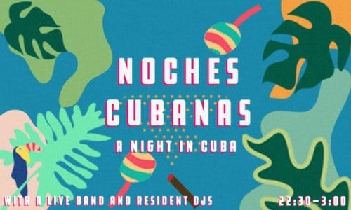 Noches Cubanas: A Night In Cuba