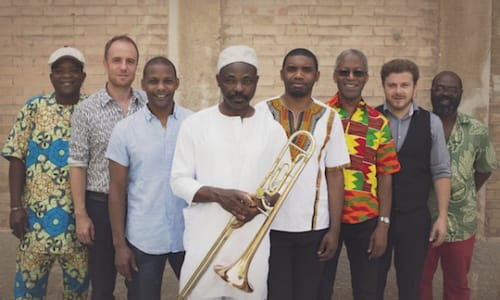 The African Salsa Orchestra