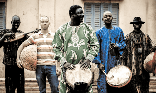 BKO Quintet and Jupiter Okwess