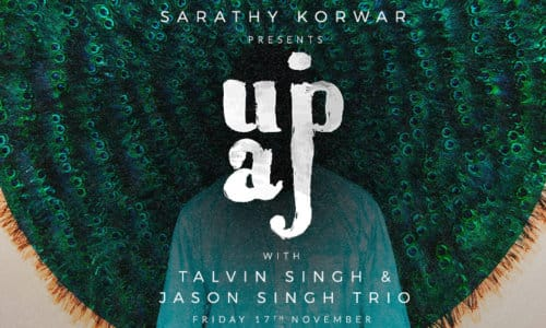 Upaj with Talvin Singh + Jason Singh Trio + Sarathy Korwar