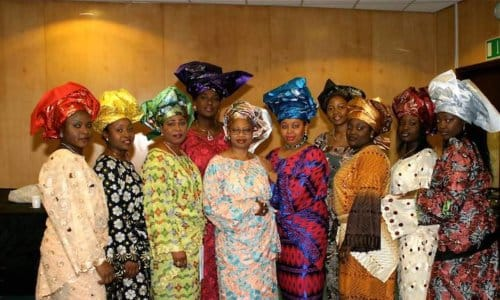 The Yoruba Women Choir