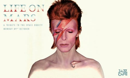 Life On Mars: A Tribute To The Space Oddity