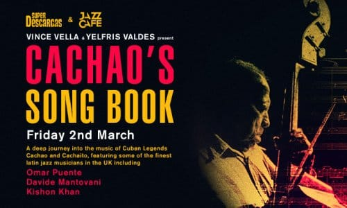 The Cachao And Cachaito Songbook