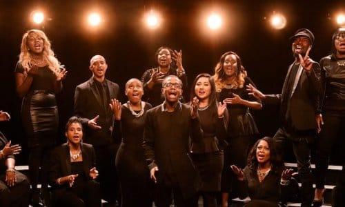 London Gospel Community Choir Jazz Cafe