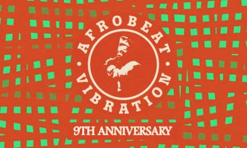 Afrobeat Vibration 9th Anniversary with The Dele Sosimi Afrobeat Orchestra