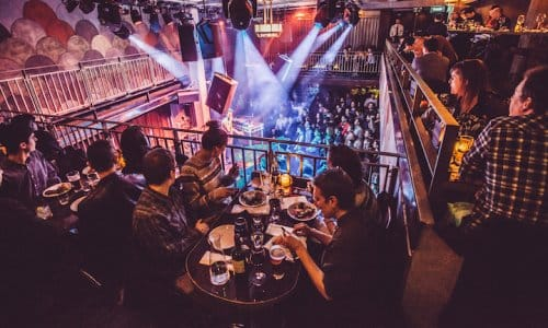 New Year's Eve At The Jazz Cafe