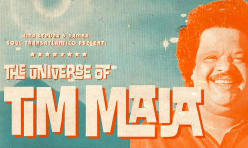 The Universe Of Tim Maia