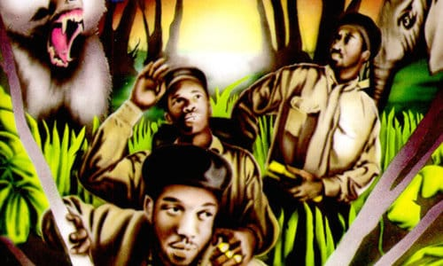 Jungle Brothers 'Straight Out The Jungle' 30th Anniversary