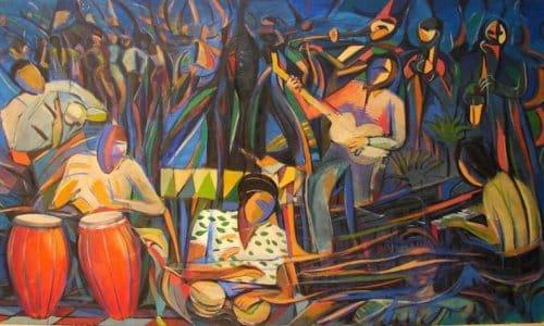 Lokkhi Terra + René Álvarez Quartet