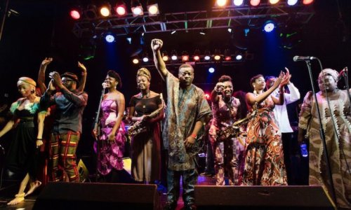 Afrobeat Vibration with The Dele Sosimi Afrobeat Orchestra