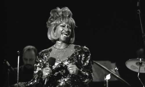 Martha Galarraga sings Celia Cruz