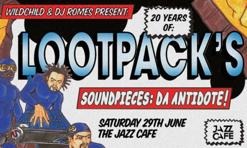 20 Years Of Lootpack's Soundpieces: Da Antidote