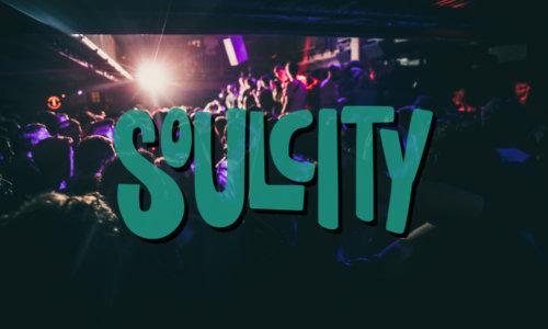 Soul City: Disco, House & Soul Every Saturday
