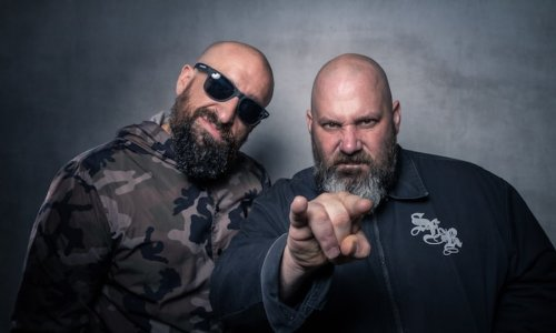 Sage Francis & B. Dolan Are Epic Beard Men