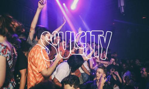 Soul City: Disco, House & Soul Every Saturday [Venue Closed]