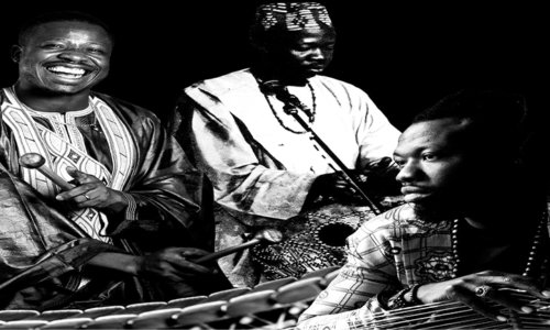 Mamadou Diabaté + Diabel Cissokho + Sourakata Koité