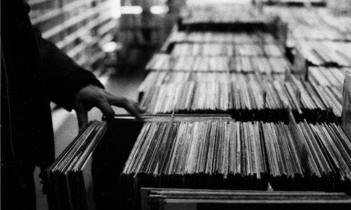Ben Marc performs DJ Shadow's Endtroducing