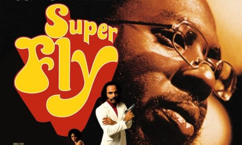 Curtis Mayfield's Super fly performed by Snazzback