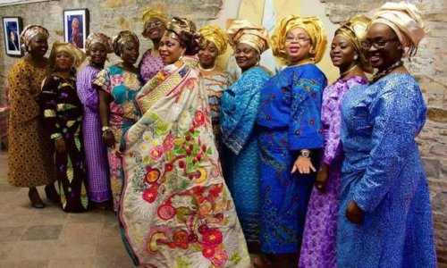 The Yoruba Women Choir [Postponed]