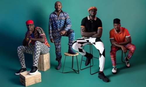 Sauti Sol at The Forum