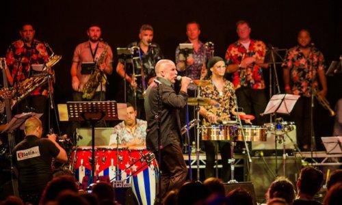 Latin All Stars Orchestra [Venue Closed]