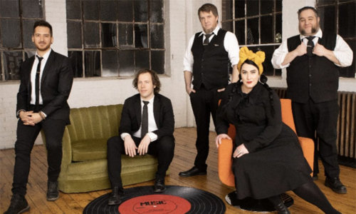 Davina & The Vagabonds [Venue Closed]