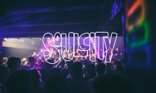Soul City: Disco, House & Soul - Bank Holiday Special [Venue Closed]