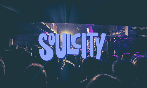 Soul City: Disco, House & Soul - Halloween Special