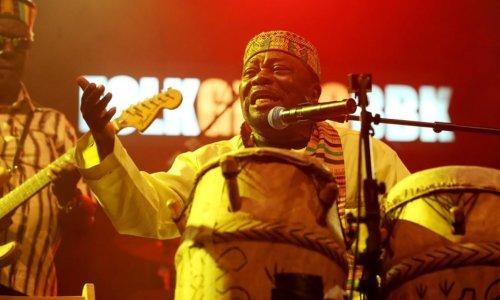 Osibisa 50th Anniversary Celebration (Late Show)