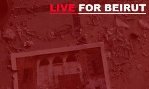 Live For Beirut 2.0 (Livestream)