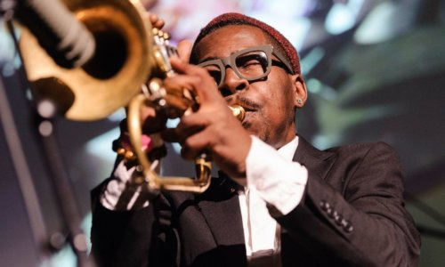Roy Hargrove's Birthday: A London Thing (Late Show)