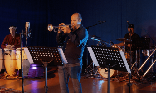 Latin Jazz Special with TRYPL (Matinee Show)